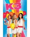 Kinderkamer poster K3