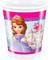 Bekers Sofia het prinsesje 8 stuks