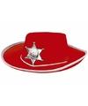 Wilde Westen hoed voor kinderen