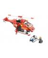 Sluban Brandweer helikopter met lier 28,5 x 19 cm