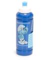 Smurfen bidon blauw
