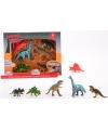 Dino speelgoed figuren 6 stuks