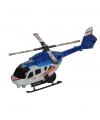 Thunder Superior blauwe speel helikopter 21 cm