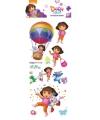 Dora 3D  stickervellen