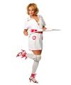 Verpleegster pakje voor dames