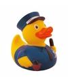 Bad speelgoed eend politie