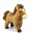 WNF paarden knuffel bruin