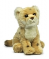 WNF pluche leeuwin knuffel 23 cm