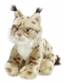 Pluche lynx 23 cm
