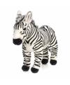 WNF zebra knuffel staand 30 cm