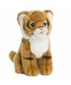 Knuffeldier tijger 15 cm